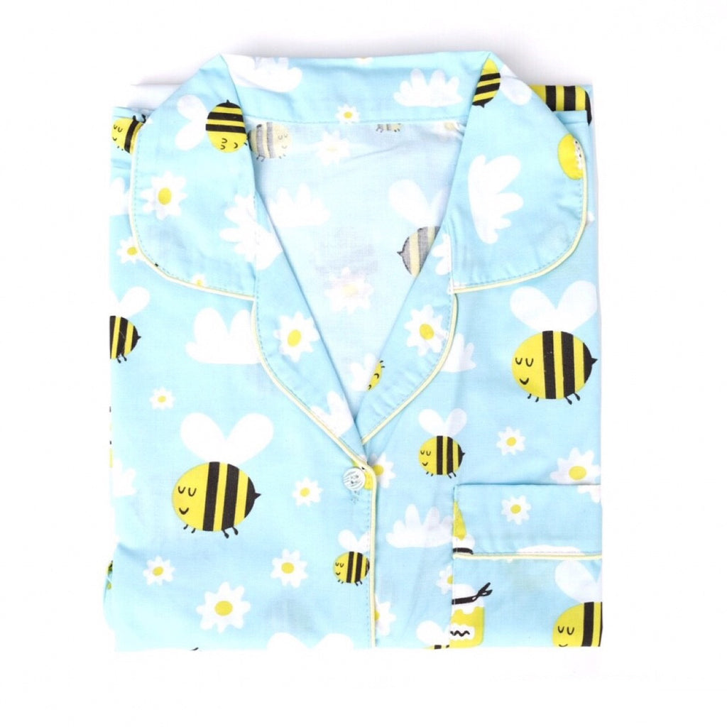 Honeybee Long Pants Set