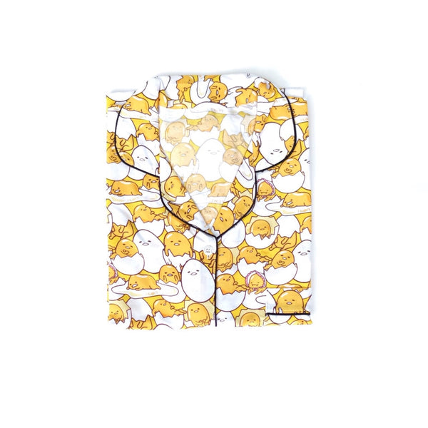 Gudetama Short Pants Set