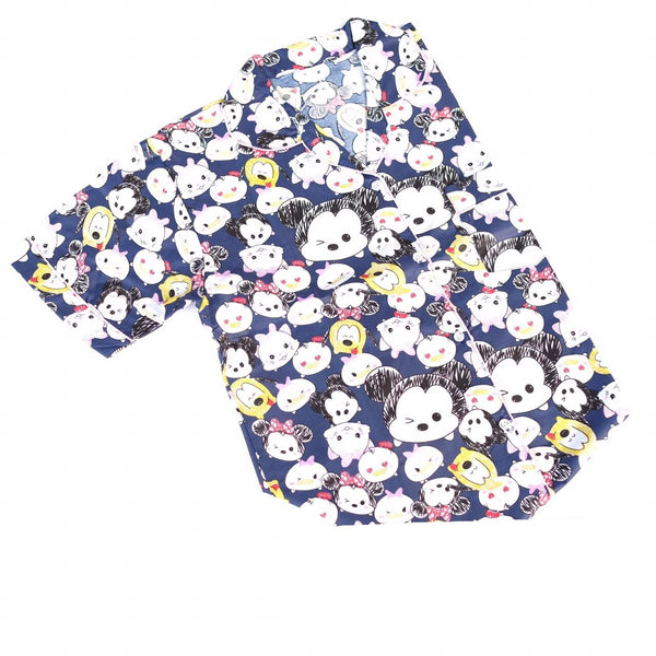 TsumTsum Navy Sleepdress