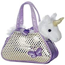 Fancy Pals Unicorn Pet Carrier