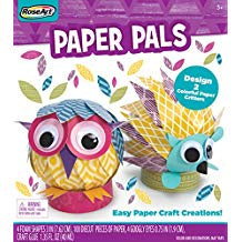 RoseArt Paper Pals Eady Paper Craft Creations