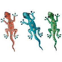 Gecko Decor - Blue