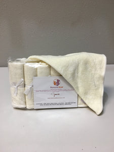 Baby Washcloths Pkg of 6