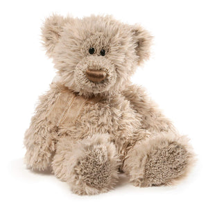 "GUND Sawyer Classic Teddy Bear 15"" Light Brown"