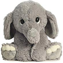 Lil Benny Phant, Grey Plush Aurora World