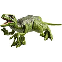 Jurassic World Attack Pack Velociraptor Figure