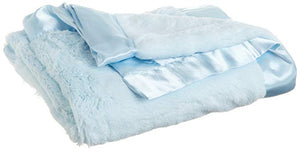 Baby Boy Lt Blue Baby Blanket