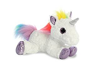 Rainbow Unicorn Flopsie Aurora World