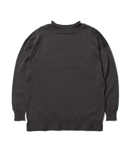 NANAMICA COOLMAX® ROLL NECK SWEATER
