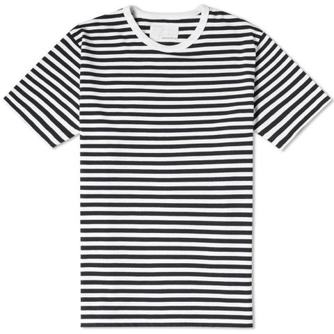 NANAMICA COOLMAX® STRIPED TEE