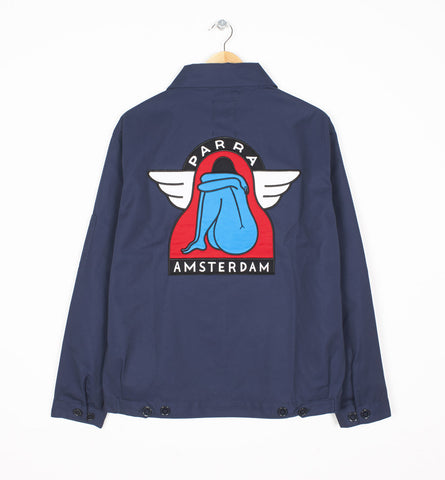 BY PARRA GARAGE JACKET AMSTERDAM