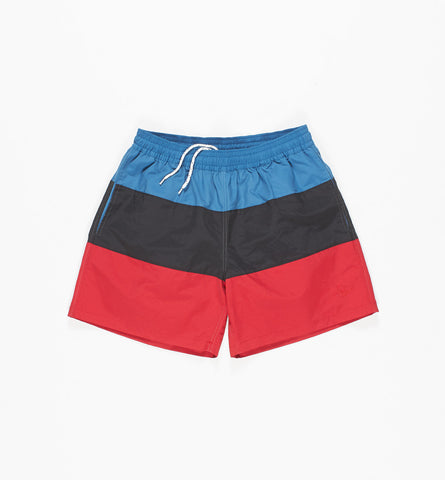 BY PARRA PANELLED SUMMER TRUNKS