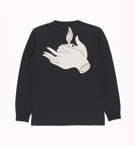 BY PARRA LONG SLEEVE FLAME HOLDER
