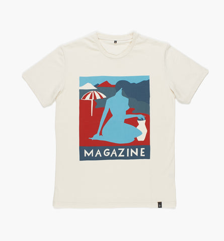 BY PARRA GIRL MAGAZINE TEE