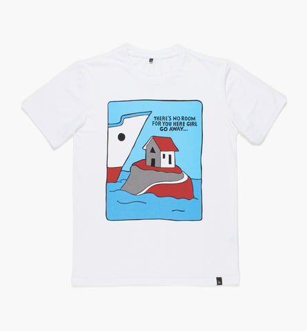 BY PARRA LITTLE ROOM TEE