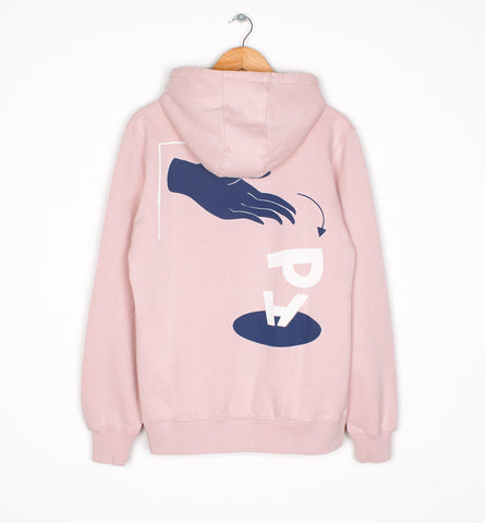 BY PARRA DISCARDED HOODED SWEATER