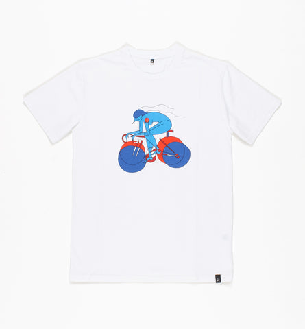 BY PARRA BREAK AWAY GIRL TEE