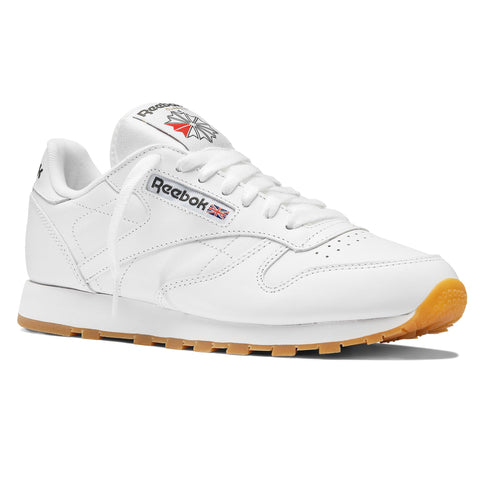 REEBOK CL LEATHER GUM