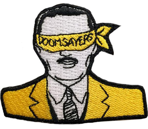 DOOM SAYERS CLUB CORP GUY PATCH