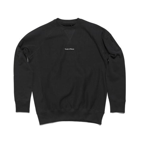 Raised By Wolves Micrologo Crewneck