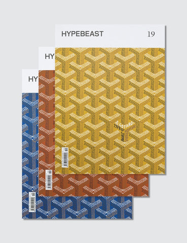 HYPEBEAST ISSUE 19