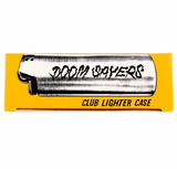 Doom Sayers Lighter Metal Sleeve