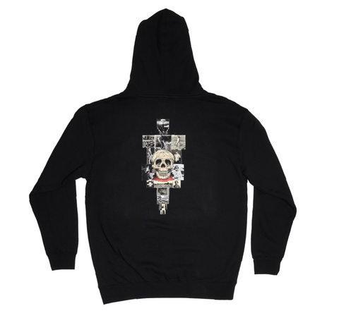 FUCKING AWESOME KB COLLAGE HOODIE