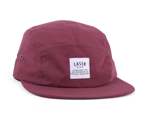 LASER BARCELONA BORNE PACKABLE 5 PANEL HAT