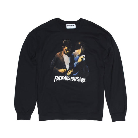 FUCKING AWESOME BROTHERS CREWNECK