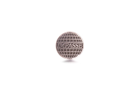 IMPASSE GLOBAL PIN BRUSHED