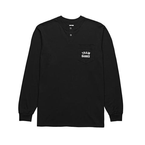 POLAR TRAIN BANKS HENLEY LONGSLEEVE