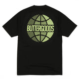 BUTTER GOODS LATERAL WORLDWIDE LOGO TEE