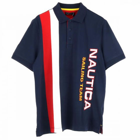 NAUTICA x LIL YACHTY COLOR BLOCK POLO