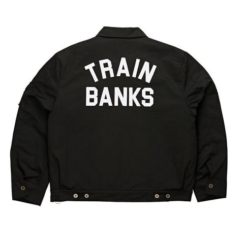 POLAR TRAIN BANKS JACKET