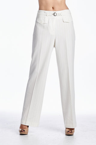 Larry Levine Pant w/Gold Stripe