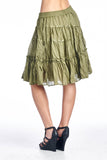 Women's Broomstick Skirt