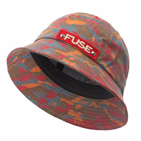 Camo Fishing Fuse Bucket Hat