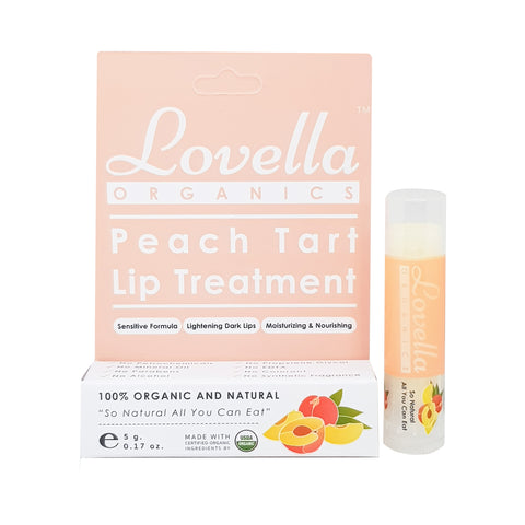 Lovella Peach Tart Lip Treatment (5g)