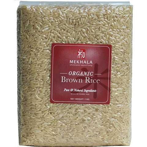 Mekhala Brown Rice (1kg)