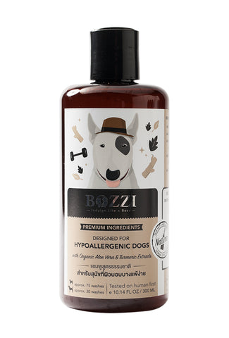 Bozzi Dog Shampoo Hypoallergenic Dogs Original (300ml)