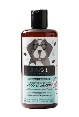 Bozzi Dog Shampoo Hypoallergenic Dogs + Mood Balancing (300ml)