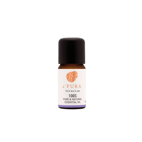 a'PURA Geranium 100% Pure Essential Oil (10ml)