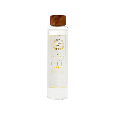 Mildabell Coco Premium Organic Virgin Coconut Oil 100% (100ml)