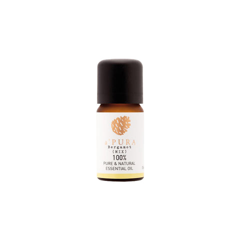 a'PURA Bergamot Blended Essential Oil (10ml) - Organic Pavilion