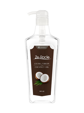 Empowerlife Ze-Racle Coconut Oil (800ml)