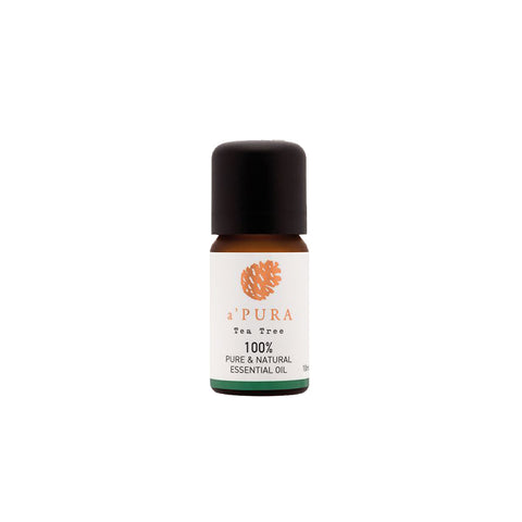 a'PURA Tea Tree 100% Pure Essential Oil (10ml) - Organic Pavilion