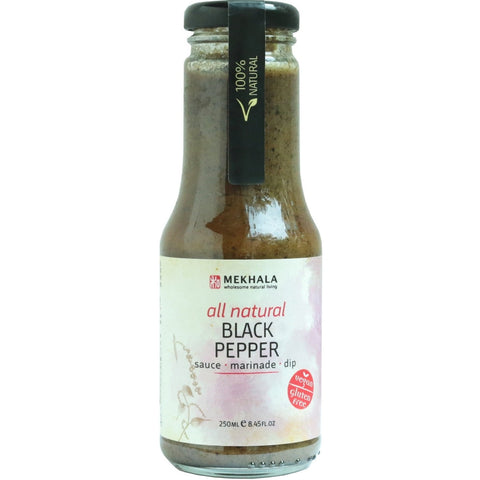 Mekhala Black Pepper Sauce (250ml)