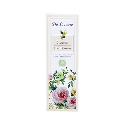 De Levene Hand Cream Brown Elegant (30ml)