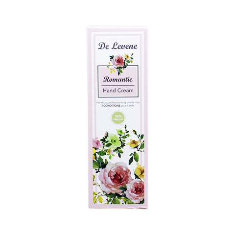 De Levene Hand Cream Pink Romantic(30ml)