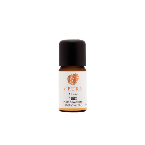 a'PURA Anise 100% Pure Essential Oil (10ml) - Organic Pavilion